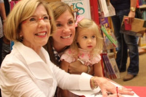 Fun time @ Book signing